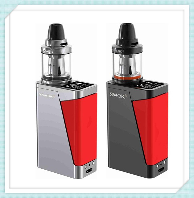 original SMOK H-Priv Mini 50W Starter Kit 1650mAh electronic cigarette battery Brit Beast Tank Utilizes TFV8 Baby Coil Structure<br><br>Aliexpress