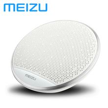 2017 Original Meizu A20 Wireless Bluetooth 4.2 Speaker Portable Stereo Outdoor Bass Mini Speakers 15 Hours Play Music PK B&O A1