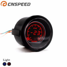 Buy CNSPEED 2'' 52mm Car EVO Digital Turbo Boost Gauge Psi Meter Sensor Turbo Boost Meter Turbo Pressure Boost gauge YC101031 for $20.90 in AliExpress store