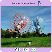 Cheaper Price 1.5m Inflatable Bubble Soccer Ball Bumper Ball Zorb Ball Loopy Ball Football Bubble For Outdoor Games(China)