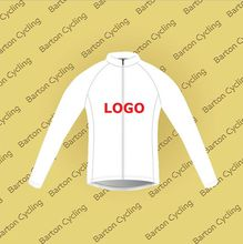 Custom Cycling Jersey Spring Autumn Long Sleeve Jersey Bike Racing Team Road Biker Cycling Outdoor Sports Jersey A003(China)