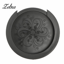 40''41'' Acoustic Guitar Sound Hole Cover Flexible Rubber Block Stop Plug Screeching Halt for Musical Stringed Guitar Accessory