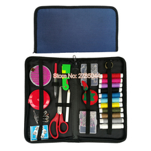 Sewing Kit for Emergency Use, Sewing Supplies for Kids, Girls & Boys - All Sewing Accessories In One Convenient Compact Case