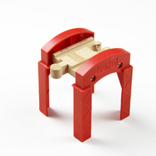 P043-1 multi-function compatible with wooden Thomas train track for wooden piers electric rail car scene Thomas accessories(China)
