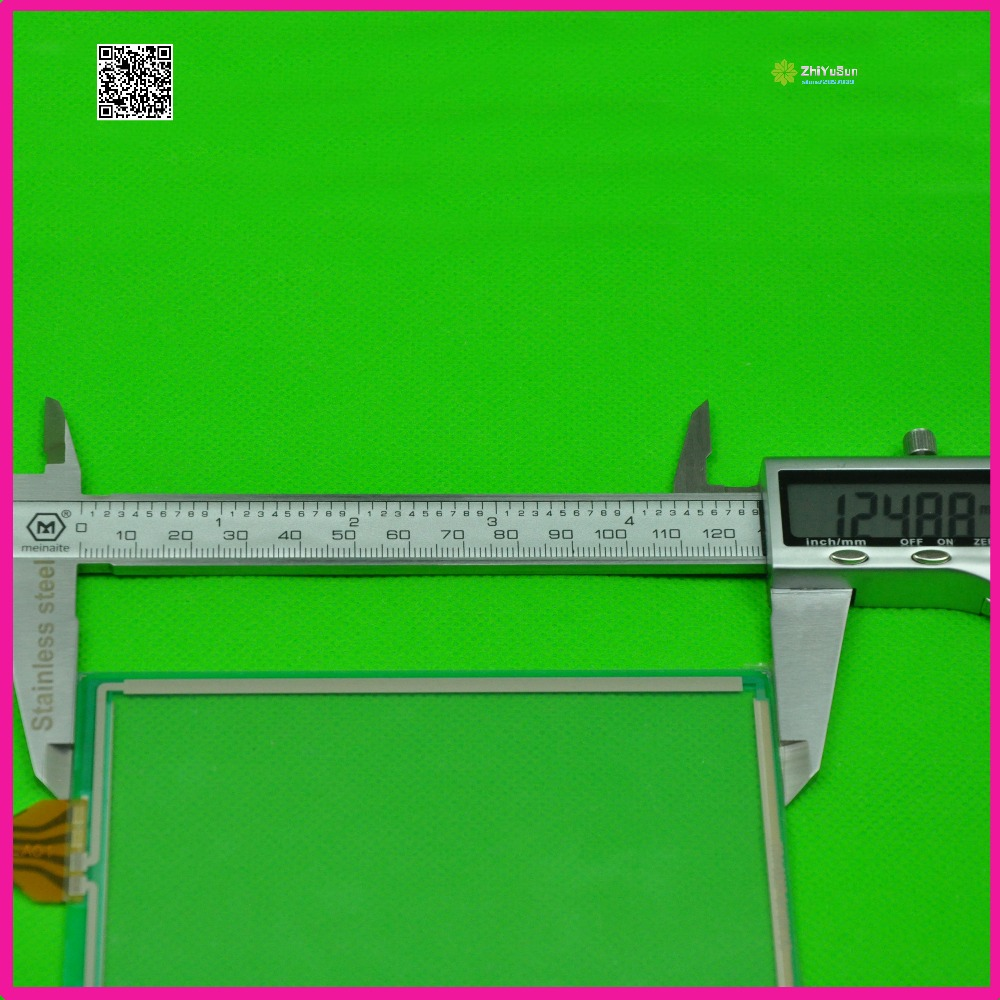 TR4-052F-04 TouchSensor glass 5.2inch FreeShipping  125mm*74mm  NEW  touch screen panel 125*74 this currency this is compatible <br>