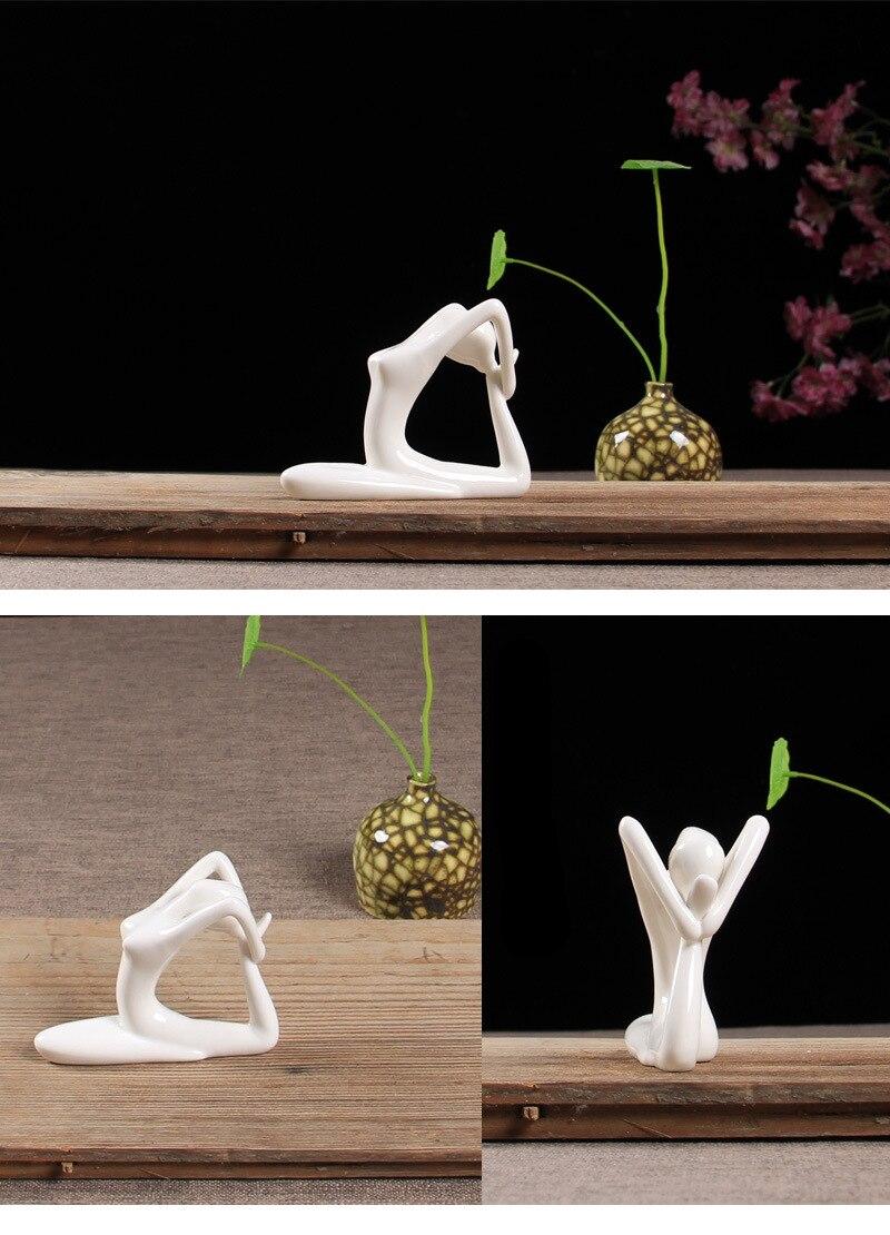 Yoga Figurines (4)