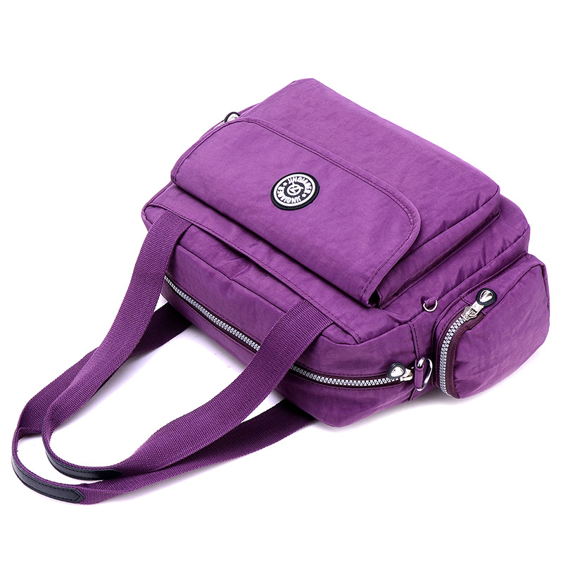Fashion Women Messenger Bags Female Shoulder Bag High Quality Crossbody Bags for Women Handbags Nylon bolsos sac a main<br>