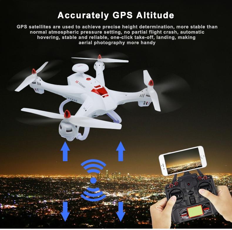 X183 Dual GPS Drone Follow me (8)