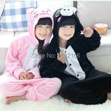 Animal Onesie Pig Pajamas For Kids Pijamas Jumpsuite Children Anime Cosplay Costume For Girls and Boys