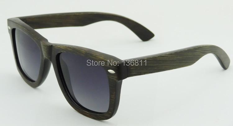 Wholesale Bamboo Sunglasses Men Polarized Sunglasses Popular Brand Designer Sun Glasses Driving Glasses Oculos De Sol 6050<br><br>Aliexpress