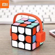 Buy Xiaomi Smart Cube Giiker Super Professional Magic Cube Toy Bluetooth Phone APP Remote Control Children Adult for $27.88 in AliExpress store