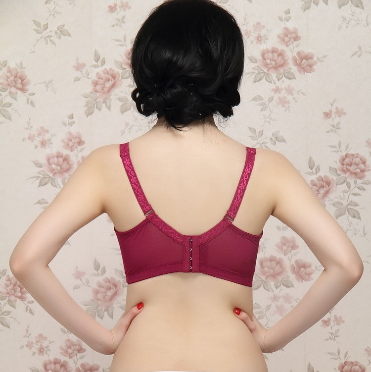17 hot! 3/4 cup lace push up bra summer style large size sexy women underwear thin section cup C cup D cup E bra for women 15