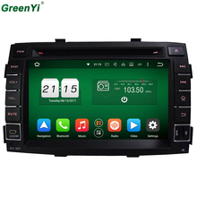 Android 6.0 2GB RAM Octa Core For Kia Sorento 2009 2010 2011 2012 Car DVD Player GPS Navigation Head Unit Car Radio Video Player