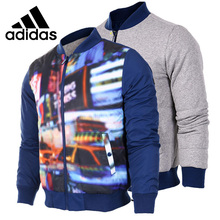 Original 2017 Adidas NEO Label Men's Reversible jacket Sportswear - best Sports stores store