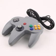 Hot Long Handle Game Wired Controller Joypad Joystick Gaming For Nintendo N64 System