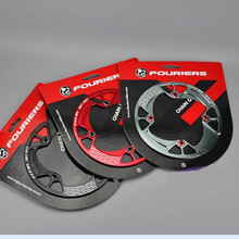 Full CNC light weight MTB Chainring Chain guard  Protect PCD104 mm Bike crankset protection