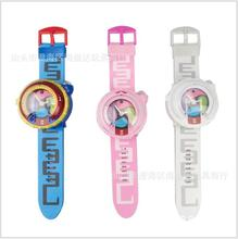 [AIBOULLY] 2017 Anime Peripheral Yo-Kai Watch DX Yokai Watch Kids Toy With 3 Medals & Music Educational Toys Best Gifts 033