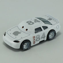 Pixar Cars No.84 Icar Diecast Metal Toy Car For Children Gifts 1:55 Loose New In Stock(China)