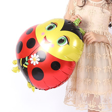 FANTASTIC IDEA Bee Balloon, Cartoon Foil Birthday Party Air Traveler Balloon Child Baby Toys Holiday Party Decoration