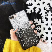 Buy OLLIVAN 6 S Phone Cases Iphone 6 6s s Plus Case Cover Bling Glitter Sequins Silicone Capinha Case IPhone6 Snow Coque for $2.98 in AliExpress store