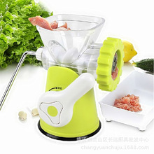 Manufacturers selling household manual meat grinder Multi-functional food machine ground meat enema ground filling machine gifts(China)