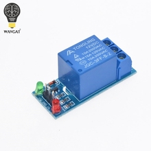1PCS 12V low level trigger 1 Channel Relay Module interface Board Shield For PIC AVR DSP ARM MCU Arduino Free Shipping