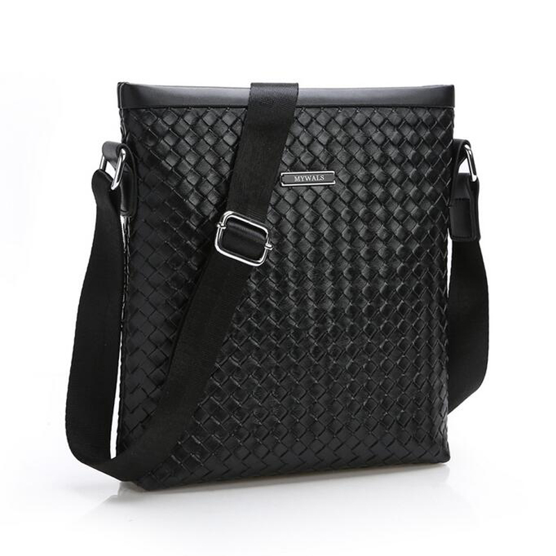 2017 New Men Messenger Bags Leather Vintage Bag Men Shoulder Crossbody Bags for Man Blue Black Small Bag Designer Handbags Bolso<br><br>Aliexpress