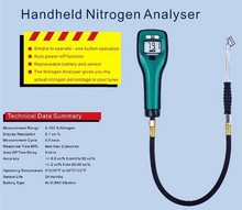 Gas analysis car automobile gas analyzer NEW Car Handheld Nitrogen Analyzer MST-A-1053 fast delivery(China)