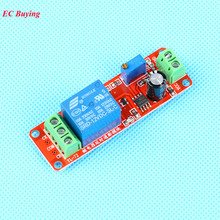 Buy Delay Relay Module Time Delay Switch Delay Timer Relay 1-10s Fixed Cycle NE555 DC 12V DIY Electronic Car for $1.51 in AliExpress store