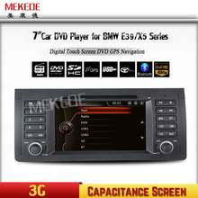 Support 3G WiFi Car Stereo system Car Navigation for BMW X5(1995-2003) E39(1995-2003) E53(2000-2007)