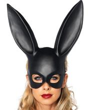 Easter Bunny Rabbit Ear Mask Sexy Women Hen Night Fancy Dress Costume Props Carnival Party Masks Nightclub Performances Props