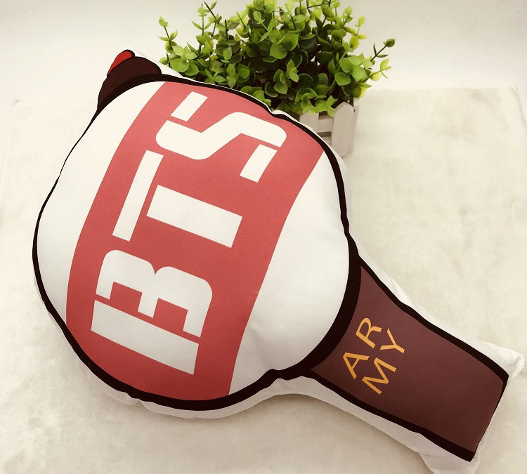 Stuffed Animals & Plush 40cm Bts Stuffed Plush Pillow Army Bomb Bangtan Boys Concert Light Cute Plush Pillow Toy Twice Wanna One Got7 Exo Soft Toy Matching In Colour Plush Pillows