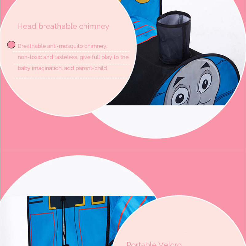 HTB112hQRFXXXXbpaFXXq6xXFXXXb - The Train Play Vehicle Toy Tent For Children Pop Up Playhouse Kids Game House Child Baby Portable and inflatable Tents