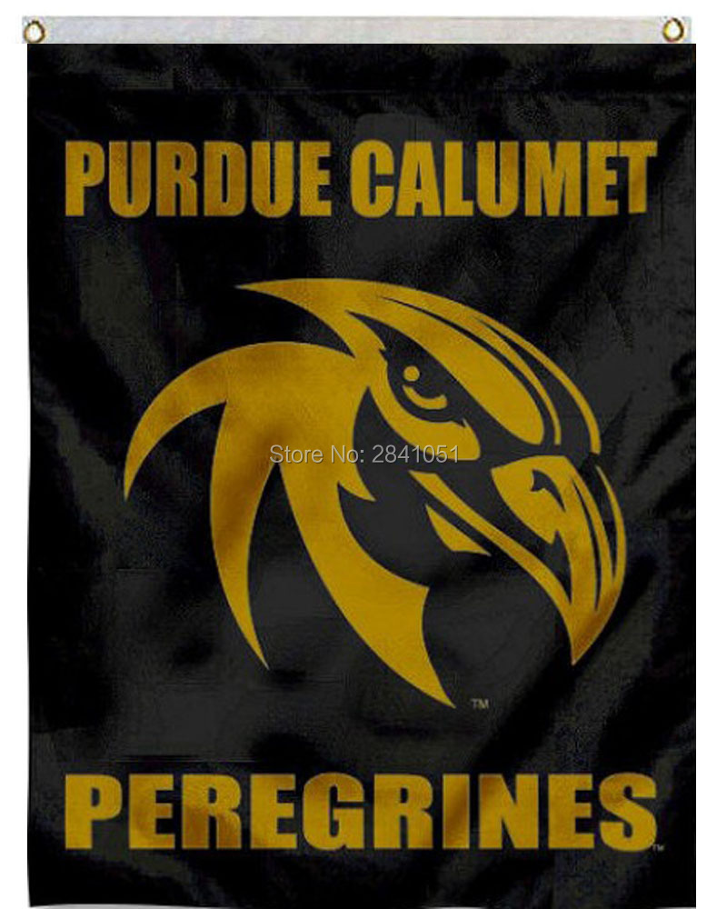 Color printing purdue - 2 Color Purdue Northwest Pride Team Football College Banner American Outdoor Indoor Baseball College Flag 3x5