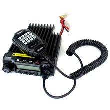 Retevis Mobile Radio VHF 66-88MHz 60W 200CH 50CTCSS/1024DCS 8 Group's Scrambler VOX Scan With Programming Cable Car Radio A9100
