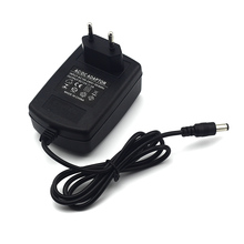 DC Adapter 12V 2A AC 100-240V Converter Adapter Charger Power Supply EU Plug(China)