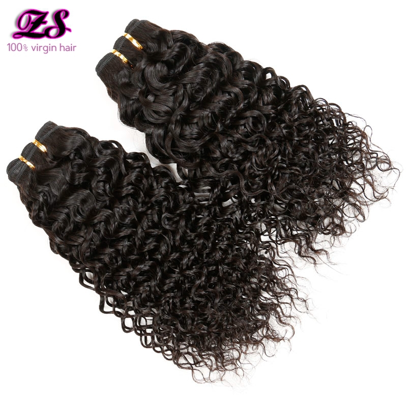 Malaysian Curly Virgin Hair Jerry Curl Weave Tangle Free 3 pcs/lot Top Quality Human Hair 6A Vrigin hair malaysian human hair<br><br>Aliexpress