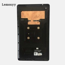 For ASUS Google Nexus 7 2nd Gen 2013 ME571K WIFI Version Battery Cover Back Rear Cover Housing Replacement(China)