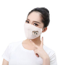 Buy Cute mask mask fashion winter cotton funny dust anime half face mask supplies buy 2 get 1 free for $1.32 in AliExpress store