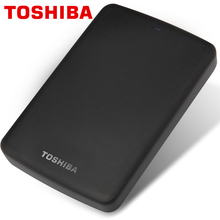 "TOSHIBA 1TB 2TB 3TB External HDD 1000GB HD Portable Hard Drive Disk USB 3.0 SATA3 2.5"" HDTB110A 100% Original New(China)"