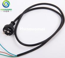 1m long power cable with AU type power plug