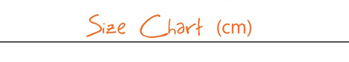 00size chart