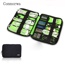 Multifunction Toolkit Bag Headset Cables USB Case Tool Bag Toolkit(China)