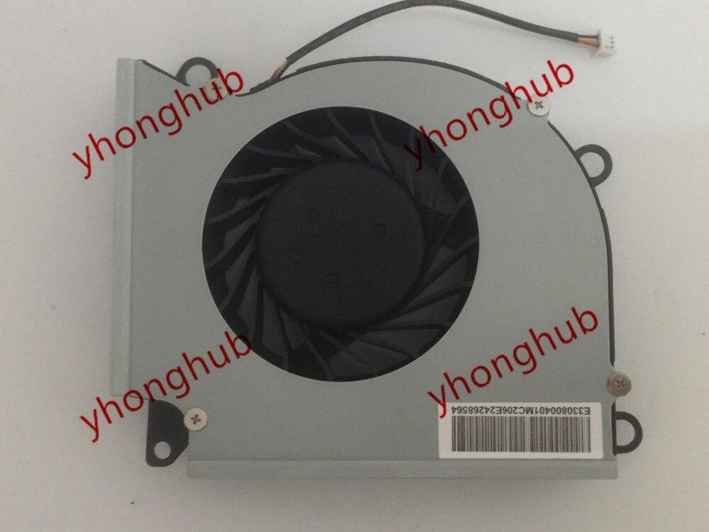 Emacro For T&amp;T  B9733L12B-028 DC 12V 0.36A GT60  laptop fan CPU  fan<br>