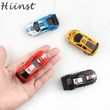 Buy Mini Remote-controlled racing Multicolor Can Mini Speed RC Radio Remote Control Micro Racing Car Toy Gift RC car parts db14 p30 for $10.07 in AliExpress store