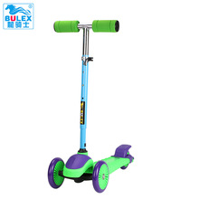 BULEX children tricycle scooter with thick aluminum material  patinete infantil