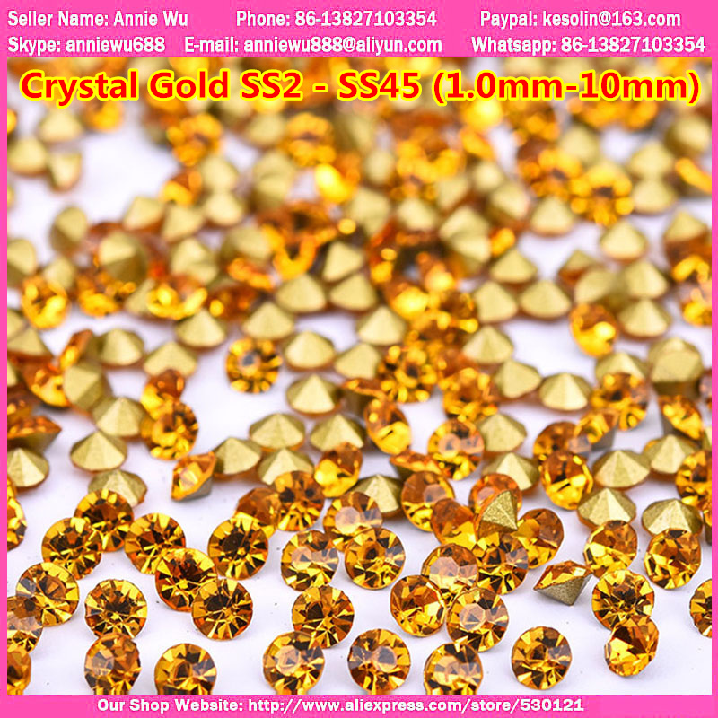 crystal gold 2