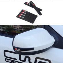 Car Door Anti-collision Strips Rearview Mirror Bumper Audi A3 A4 B6 B7 B8 A6 C6 C7 C8 A5 Q3 Q5 Q7 A1 A7 A8 S3 S4 Sline - axiauto Accessories Store store