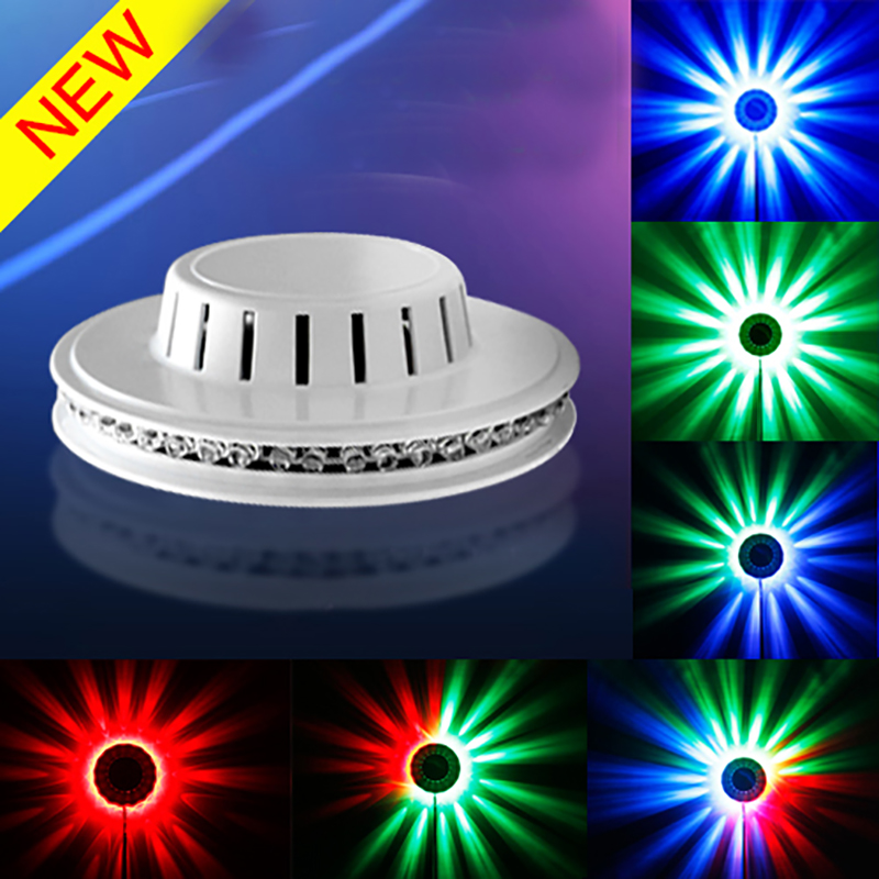 new LED magic wall lamp 7 colour bar KTV laser acoustic wash wall lamp stage of the sun light<br><br>Aliexpress