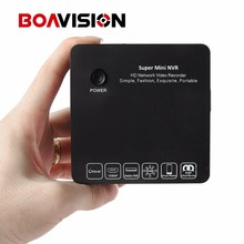 Boavision Super Mini NVR 4CH 8CH 1080P HD Network Video Recorder ONVIF For 960P Surveillance CCTV Security System P2P Cloud View